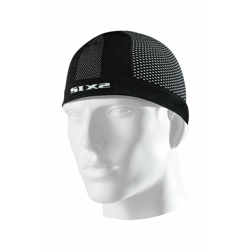 Bonnet sous-casque Sixs SCX carbon black