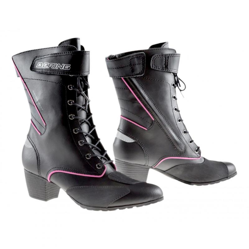 BERING bottes moto scooter route sport LADY MORGANE femme
