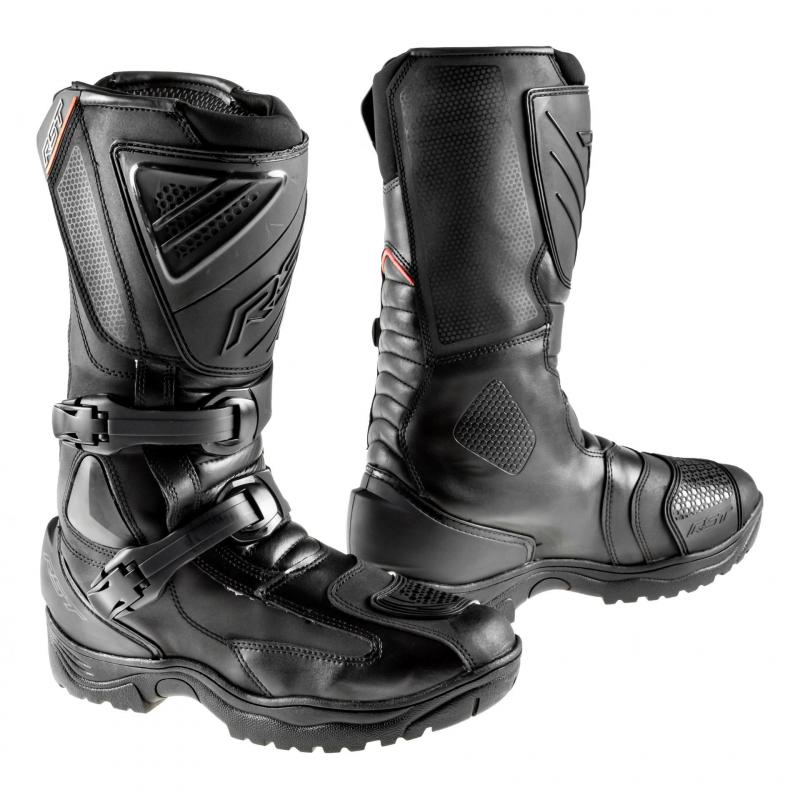 Bottes RST Adventure II Touring waterproof noir