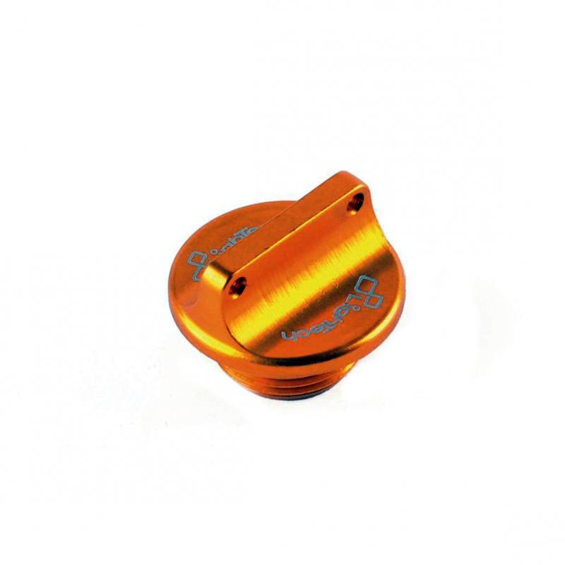 Bouchon de remplissage d'huile moteur Lightech or Ø M20x2,5 mm 2 pans