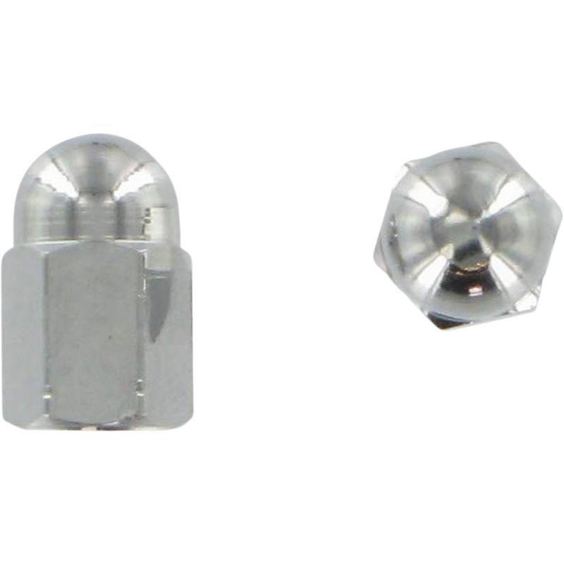 Bouchons de valve Barnett Custom chrome