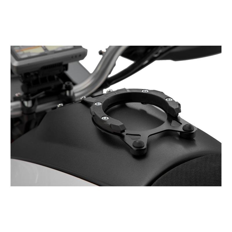 Bride de fixation réservoir SW-MOTECH EVO Moto Guzzi V85 TT 19-21