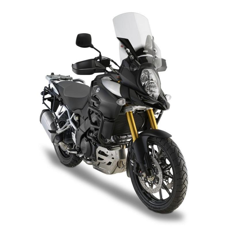 Bulle Givi incolore Suzuki DL 1000 V-Strom 14-19