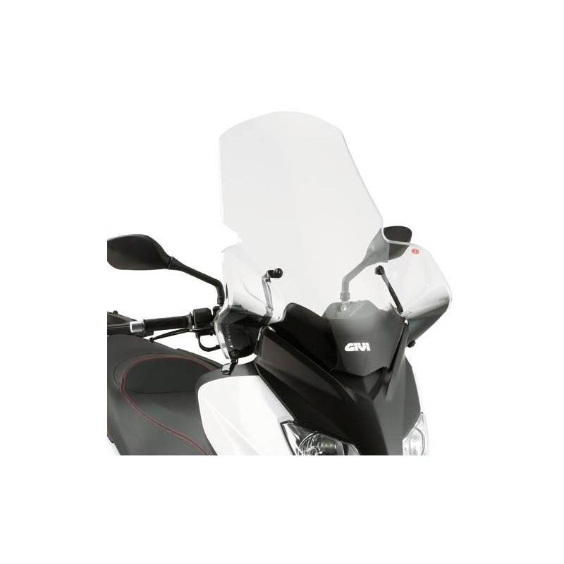 Bulle Givi incolore Yamaha X-MAX 125-250 10-13