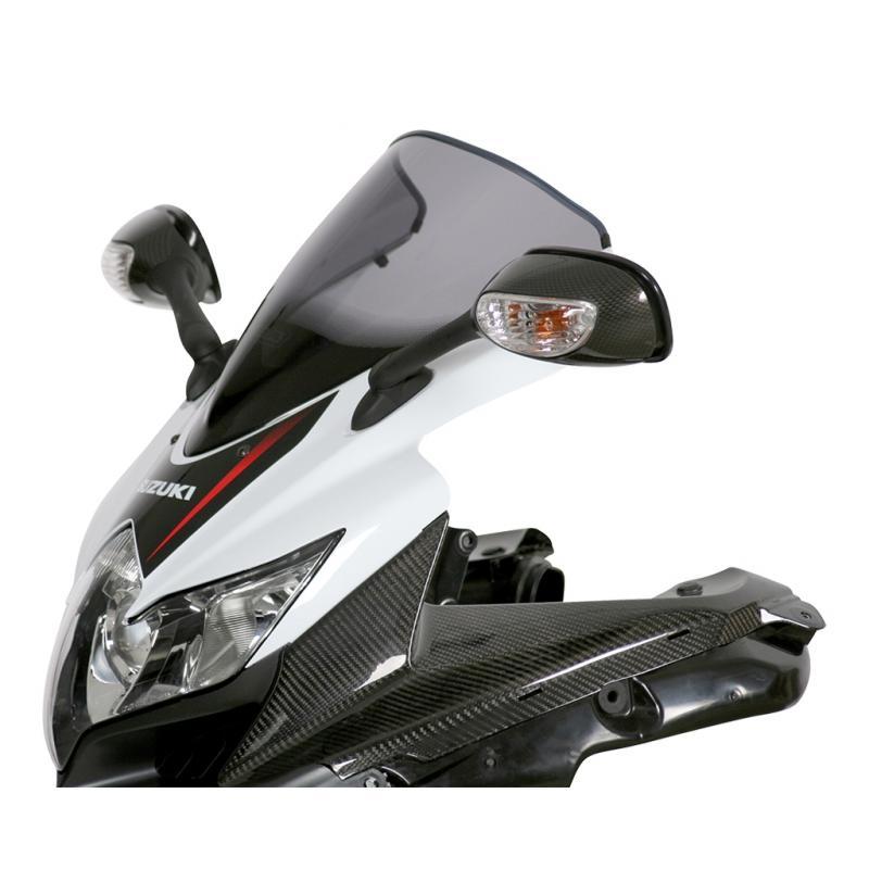 Bulle MRA Racing claire Suzuki GSX-R 600 08-10