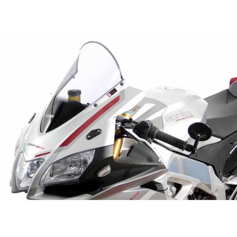 Bulle MRA Racing fumée Aprilia RSV4 RR 15-17