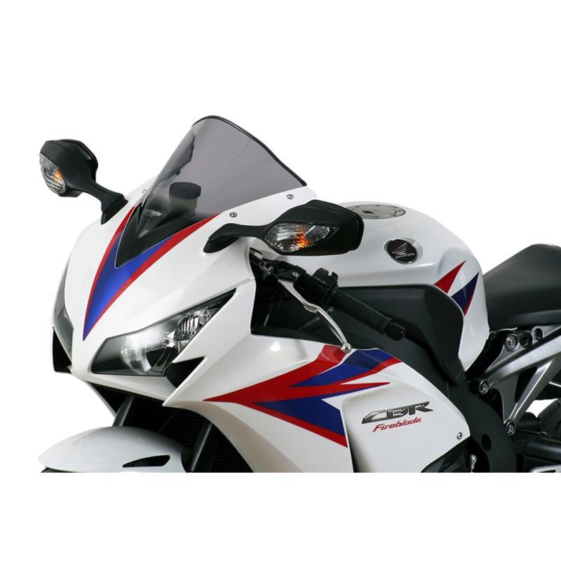 Bulle MRA Racing fumée Honda CBR 1000 RR 12-16