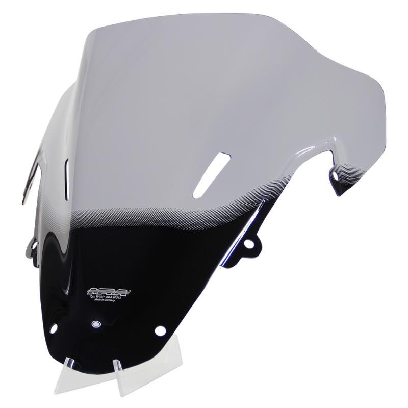 Bulle MRA Racing fumée Suzuki GSX-R 1000 03-04