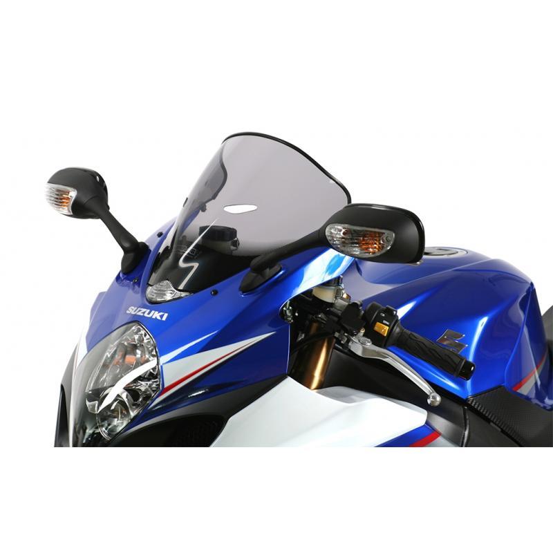 Bulle MRA Racing fumée Suzuki GSX-R 1000 07-08