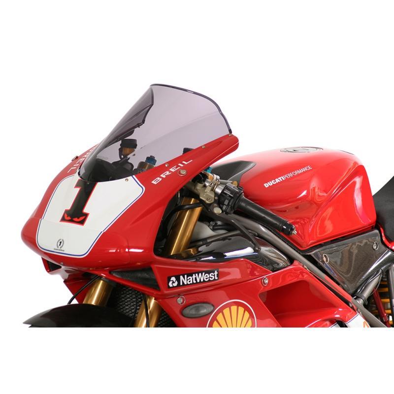 Bulle MRA Racing noire Ducati 748 95-03