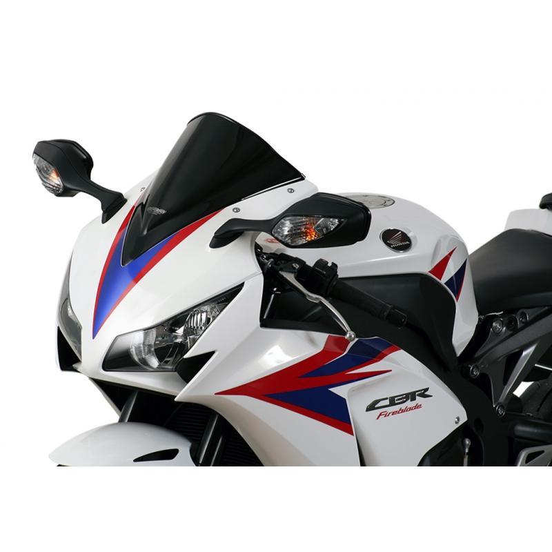 Bulle MRA Racing noire Honda CBR 1000 RR 12-16