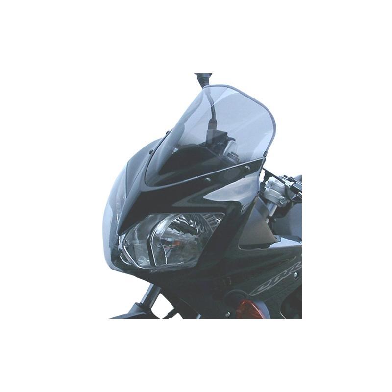 Bulle MRA Racing noire Honda CBR 125 R 04-06