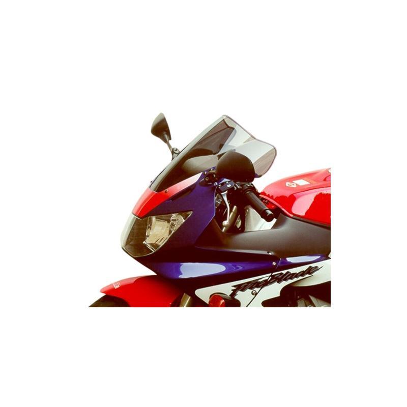Bulle MRA Racing noire Honda CBR 900 RR 00-01