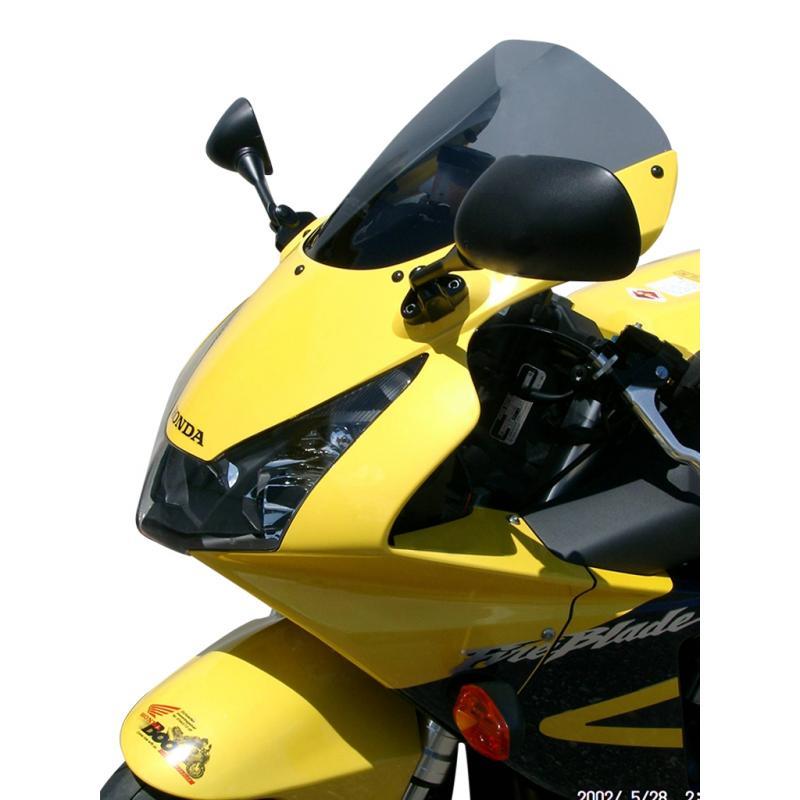 Bulle MRA Racing noire Honda CBR 900 RR 02-03