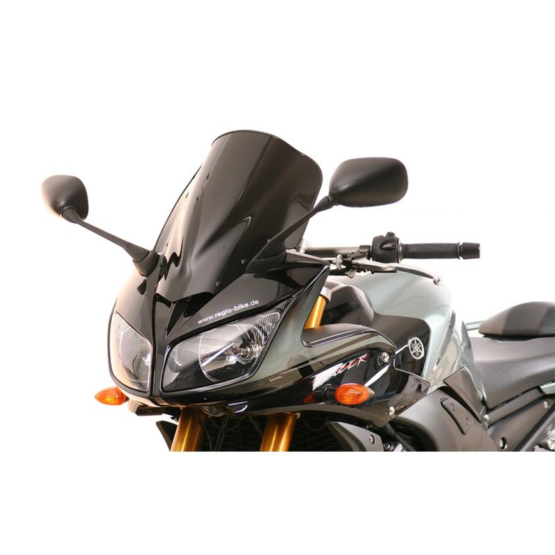 Bulle MRA Racing noire Yamaha FZ1 S Fazer 06-15