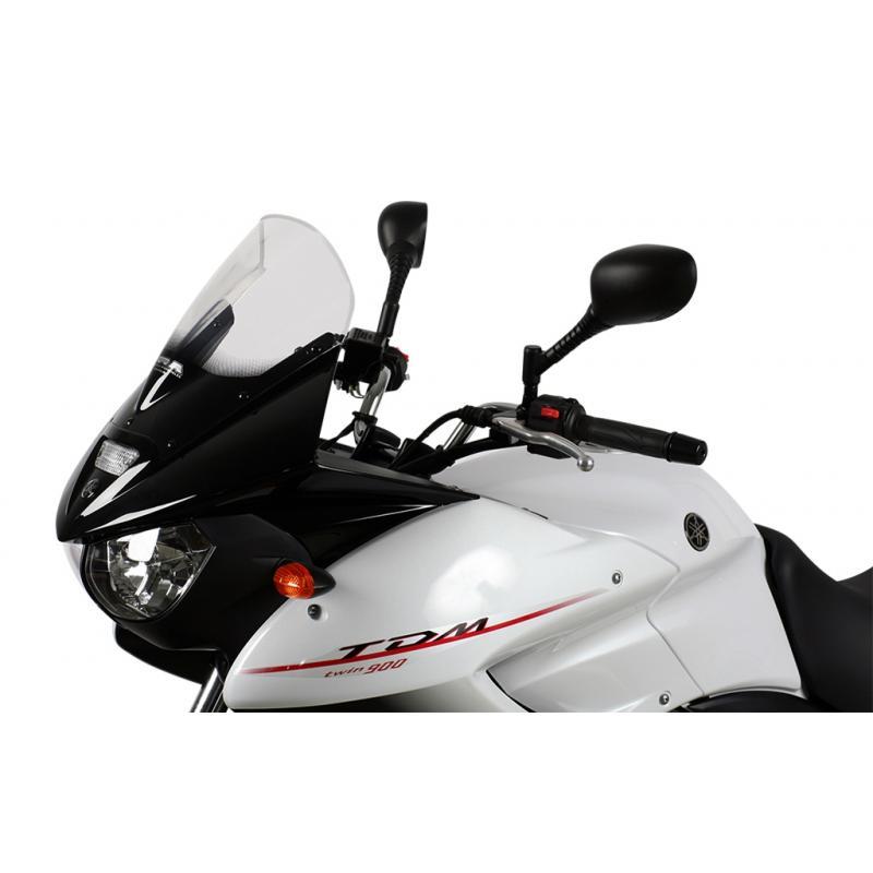 Bulle MRA Racing noire Yamaha TDM 900 02-14