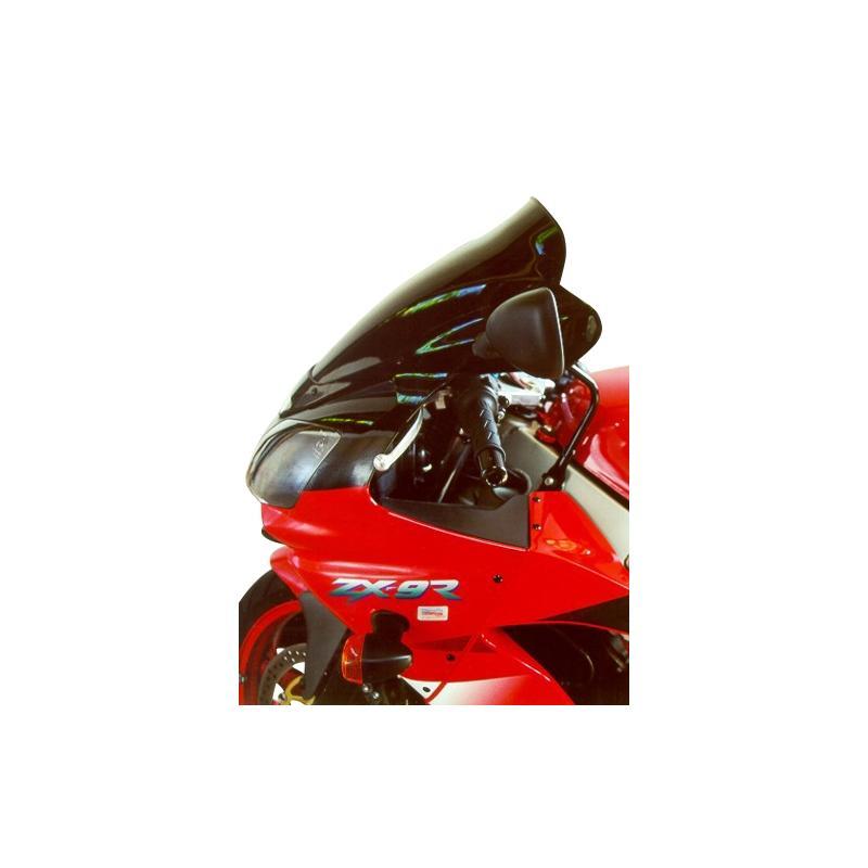 Bulle MRA Sport noire Kawasaki ZX-9R 00-03