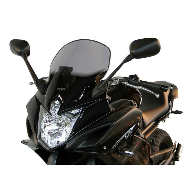 Bulle MRA Touring noire Yamaha XJ6 F Diversion 10-16
