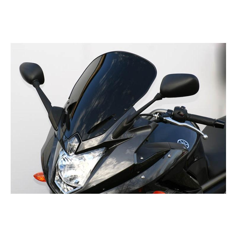 Bulle MRA Touring noire Yamaha XJ6 S Diversion 09-16