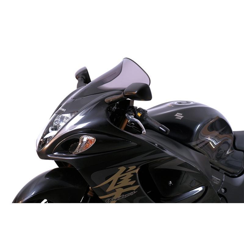 Bulle MRA Tourisme noire Suzuki Hayabusa 1340 08-16