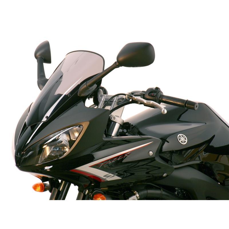 Bulle MRA type origine fumée Yamaha FZ6 Fazer S2 07-10