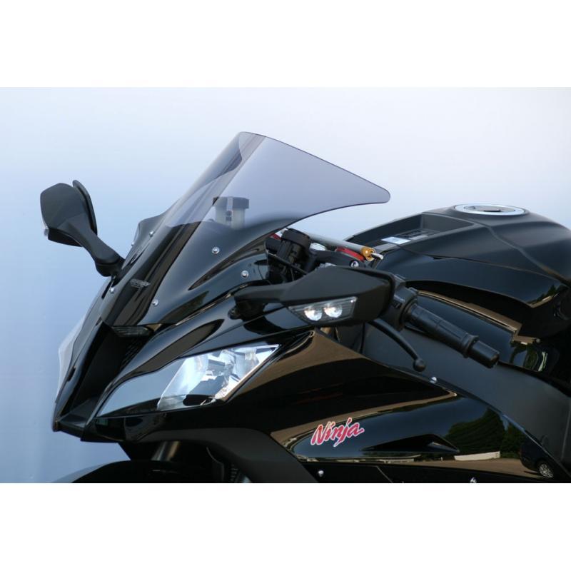 Bulle MRA type origine noire Kawasaki ZX-10R 11-15