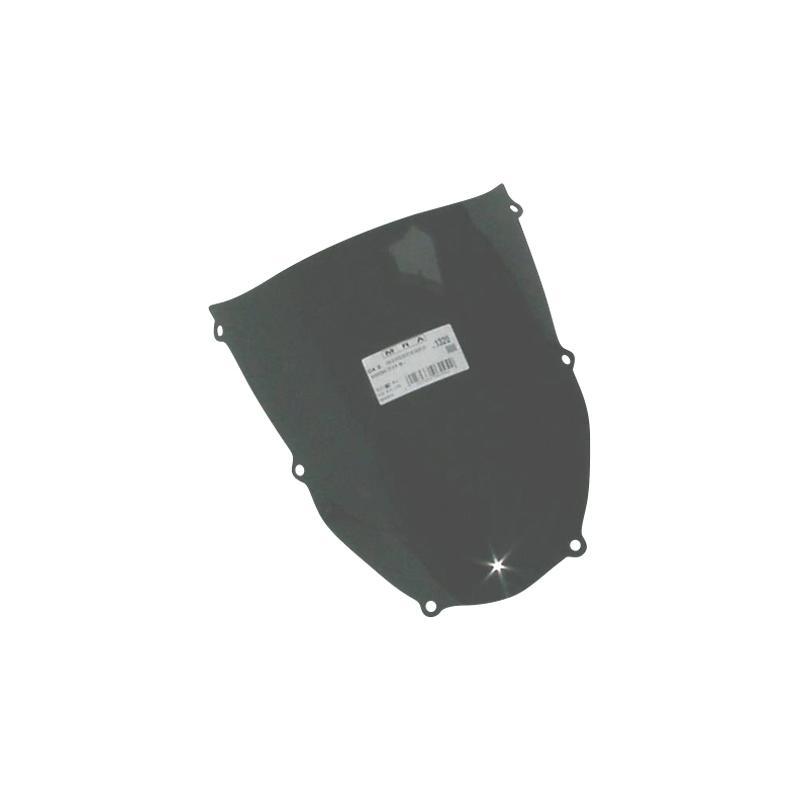 Bulle MRA type origine noire Kawasaki ZX-6R 00-02