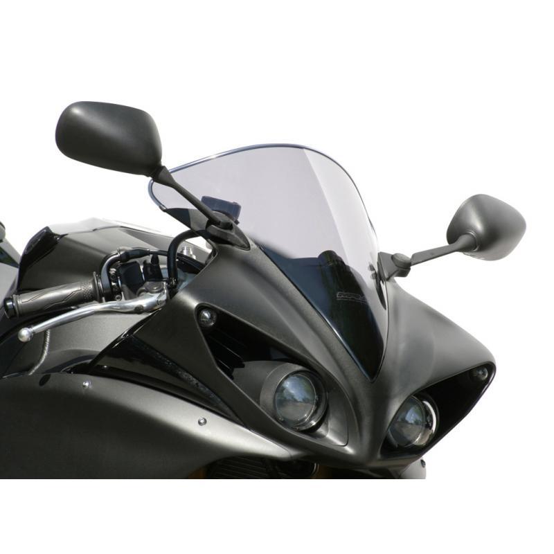 Bulle MRA type origine noire Yamaha YZF-R1 09-14
