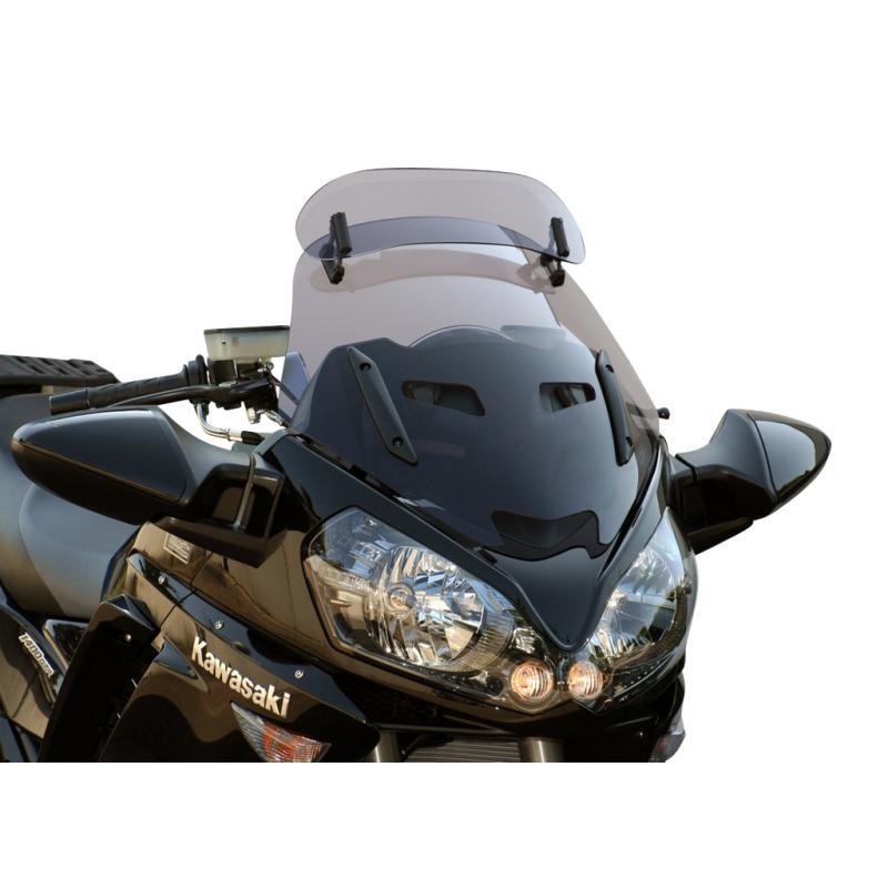 Bulle MRA Vario Touring fumée Kawasaki GTR 1400 08-14