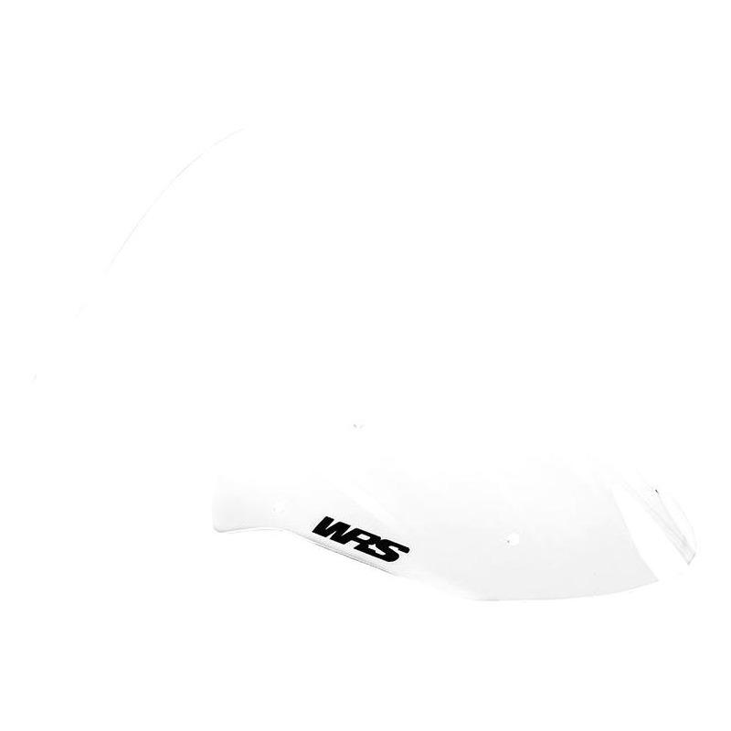 Bulle WRS Race claire haute Kawasaki ZX-10R 11-15