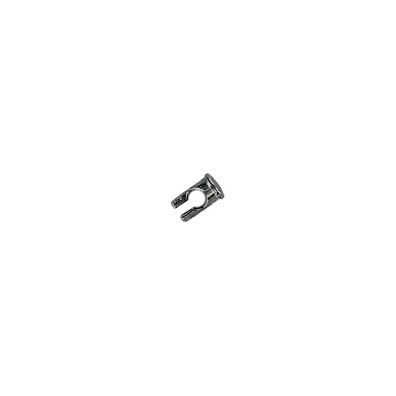 Butée de câble fendue pour levier de frein cyclo Ø 8mm