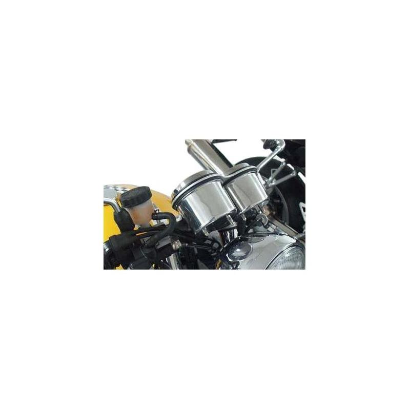 Cache compteur aluminium LSL Triumph Bonneville 865 EFI 11-16