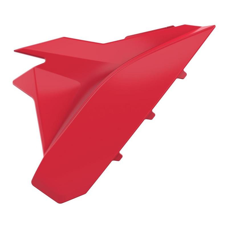 Cache de boîte à air Polisport Beta RR 125 2T 20-21 rouge