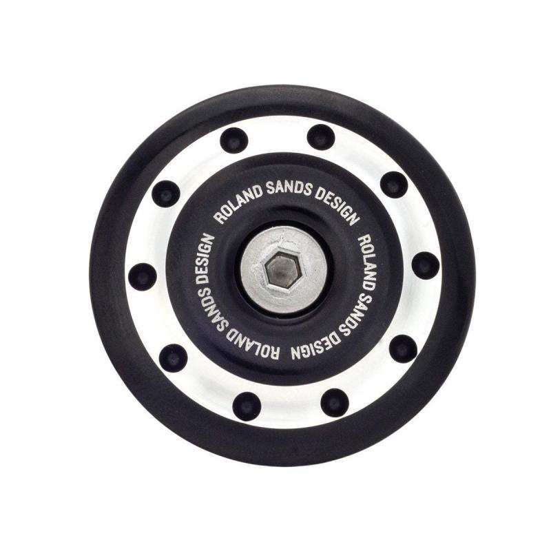 Cache orifice de moyeu de roue arrière Roland Sands Design BMW R Nine T 1200 14-16