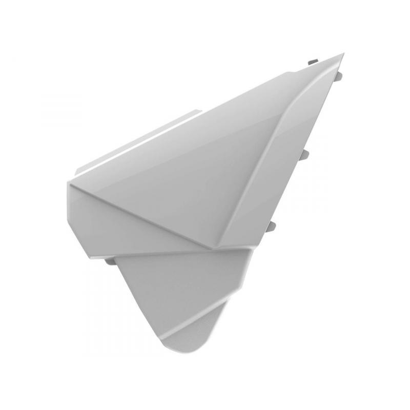 Caches boîte à air Polisport Beta 525 RR 2013 (blanc origine)