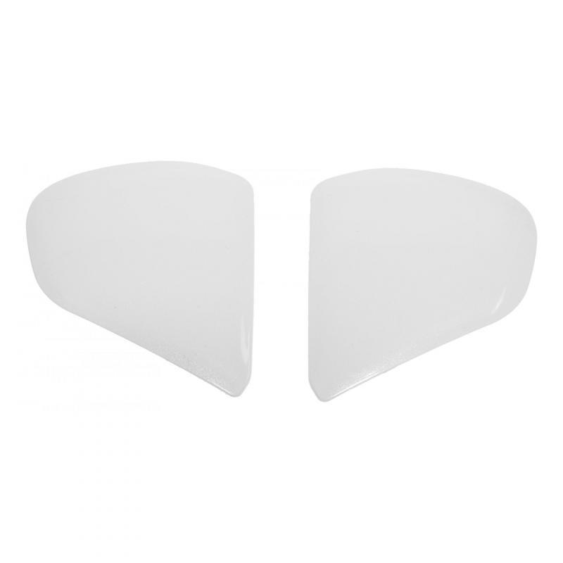 Caches latéraux Arai pour casques RX7 V/QV/QV Pro/Renegade V/Chaser X diamond white