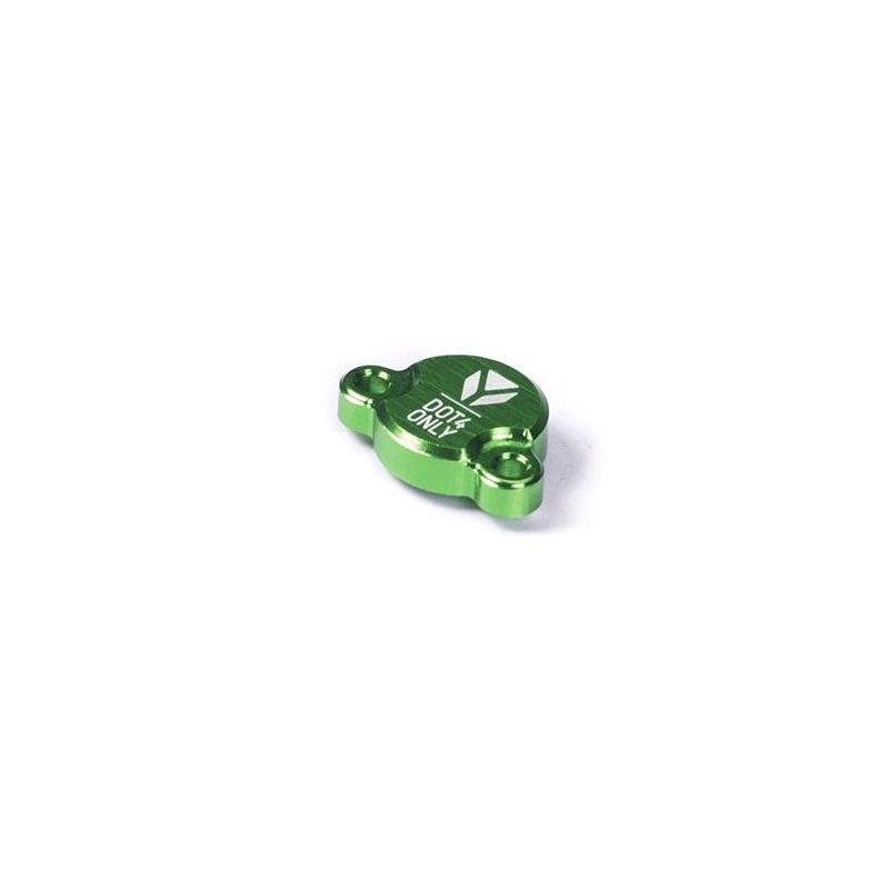 Capot maître cylindre frein arrière YCF Cnc vert