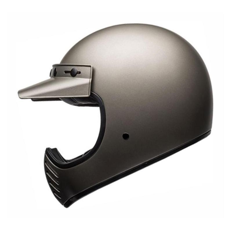 Casque Bell Moto 3 Independent gris mat