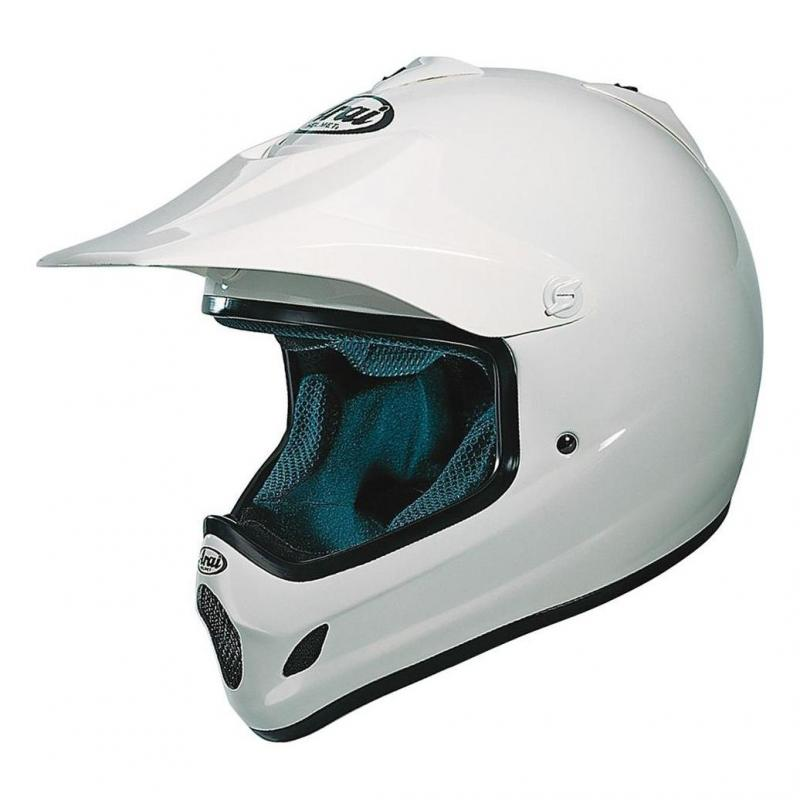 Casque cross Arai VX-PRO Junior White