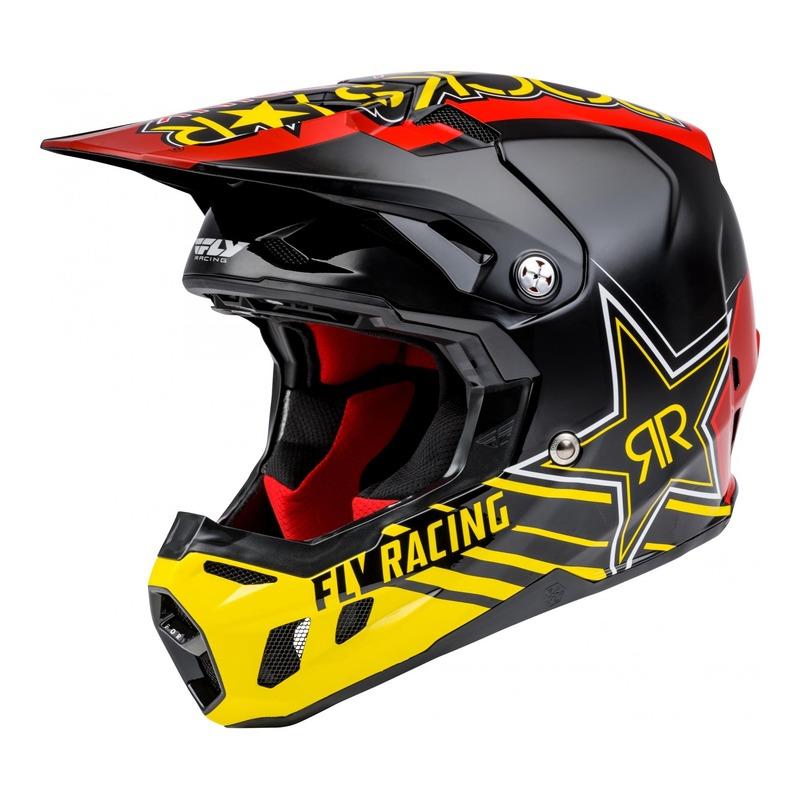 Casque cross Fly Racing Formula CC Rockstar 2021