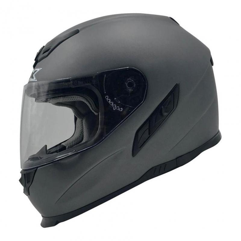 Casque intégral AFX FX105 gris