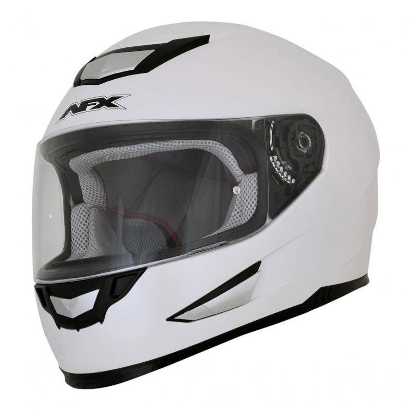 Casque intégral AFX FX99 blanc