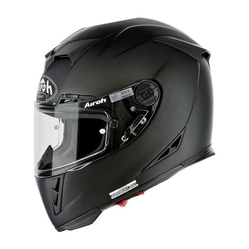 Casque intégral Airoh GP 500 Color noir mat