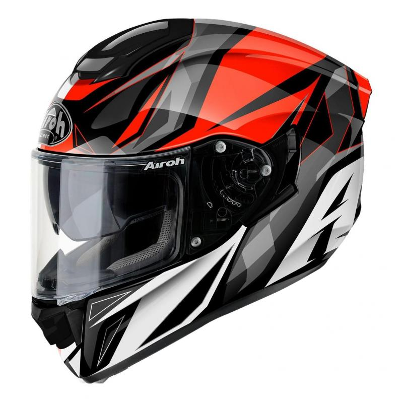 Casque intégral Airoh ST 501 Thunder rouge