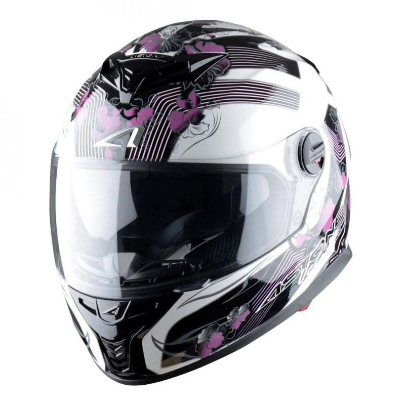 Casque Intégral Astone Gt800 Solid Exclusive Velvet rose