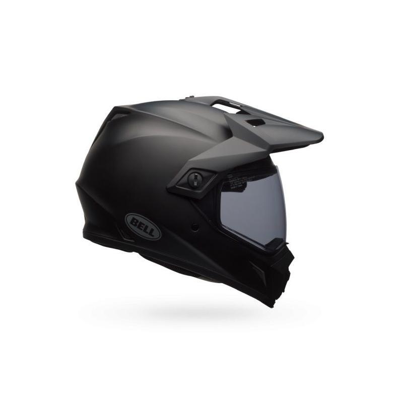 Casque intégral Bell MX 9 Adventure Mips noir mat