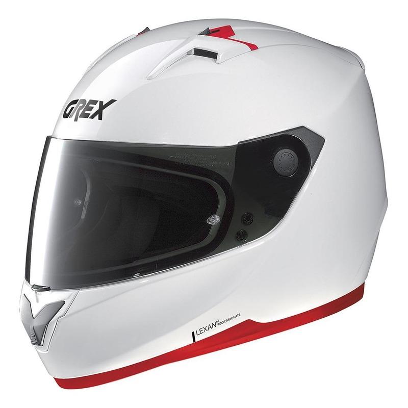 Casque intégral Grex G6.2 K-Sport Métal blanc