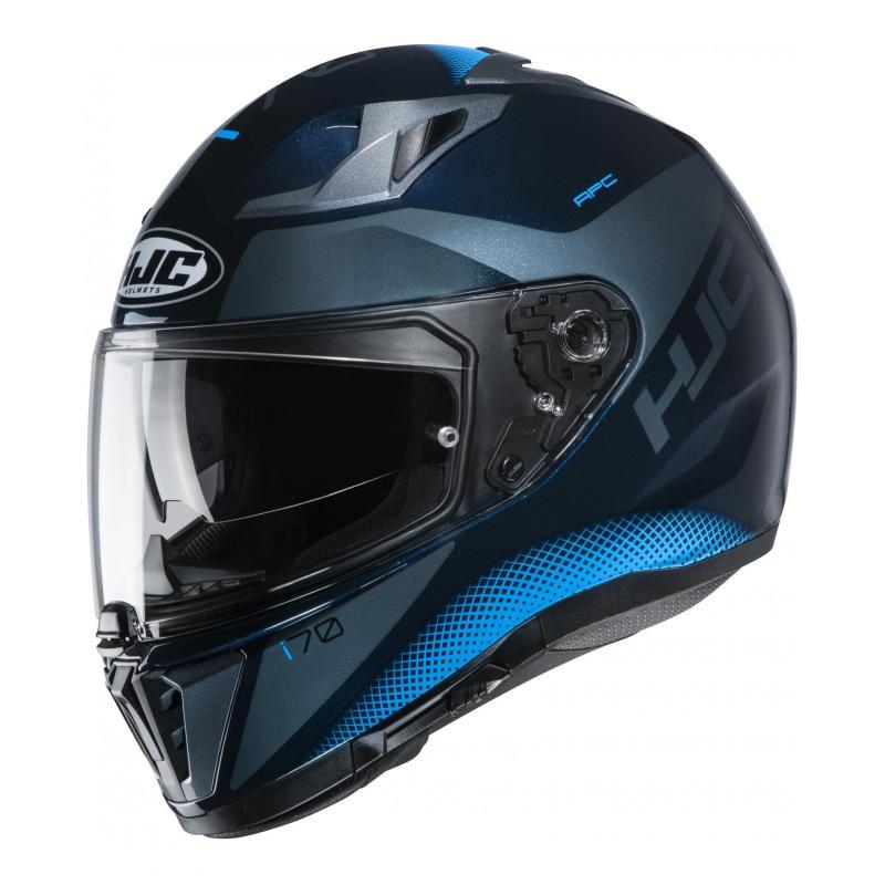 Casque intégral HJC i70 Tas MC2 bleu/noir