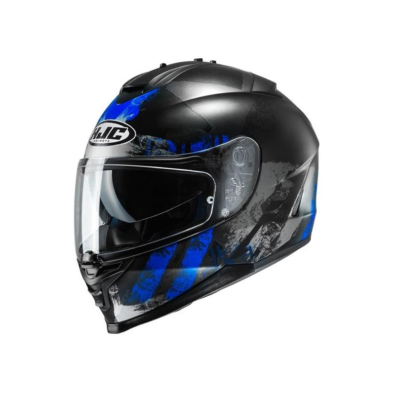Casque intégral HJC IS-17 SHAPY MC2SF