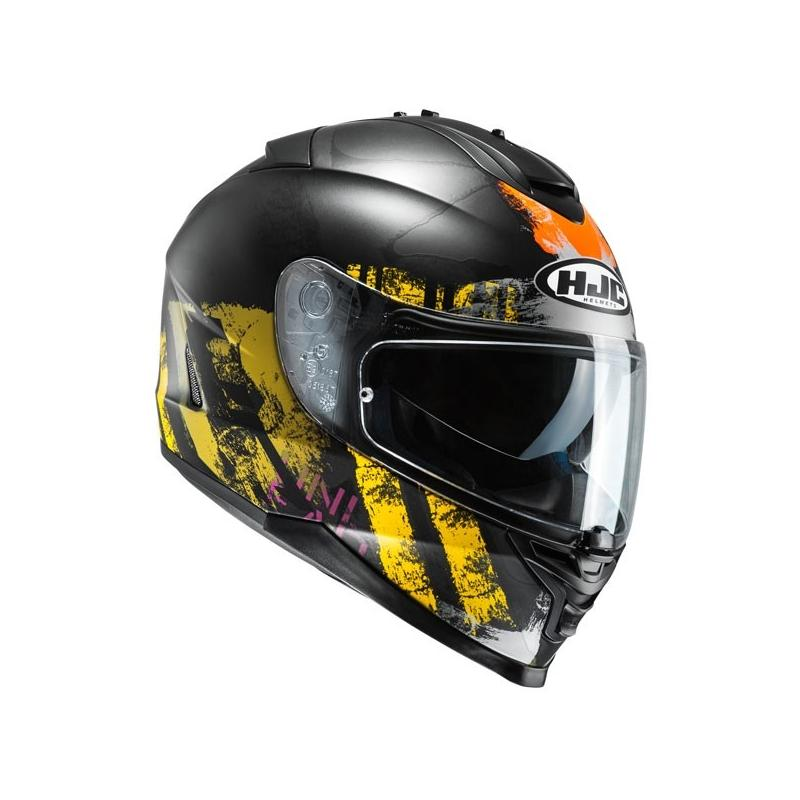 Casque intégral HJC IS-17 SHAPY MC3SF